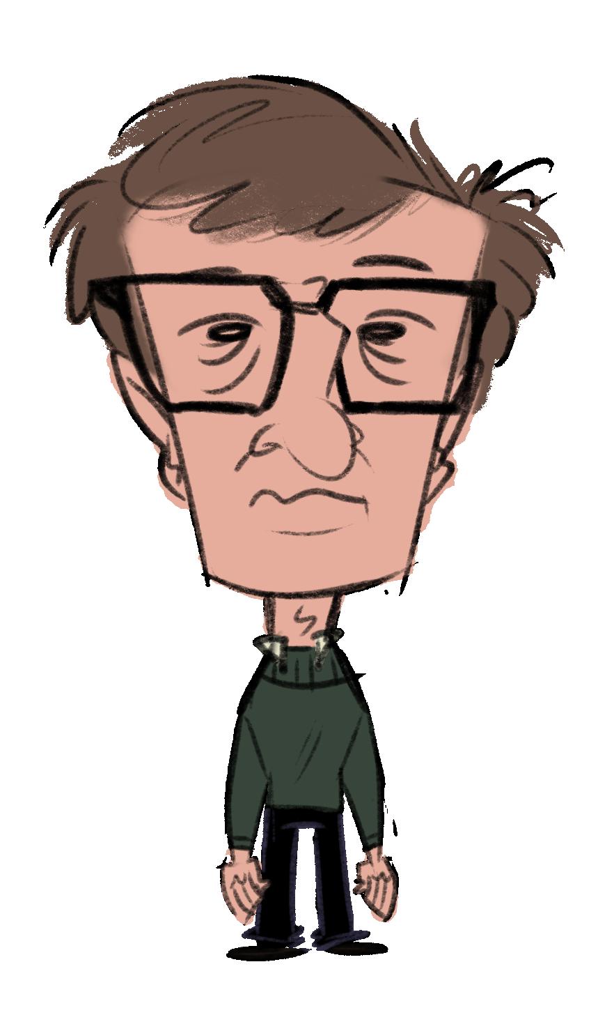 Woody Allen?