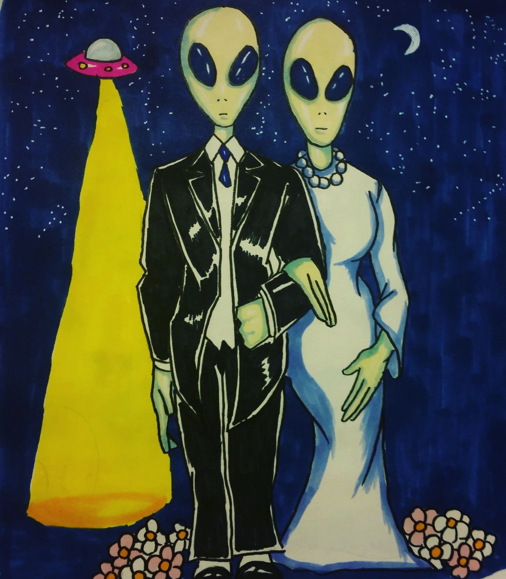 Grey Marriage