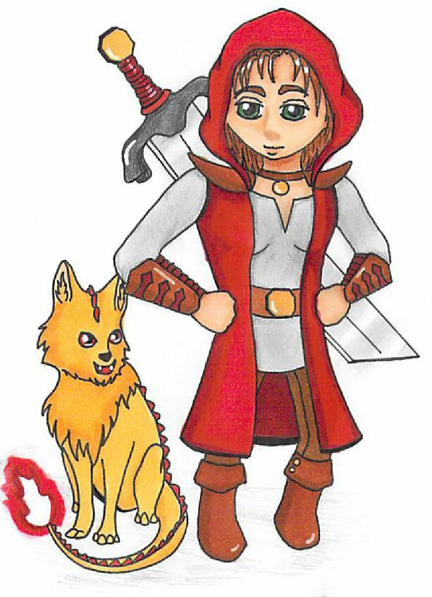 Hero + pet