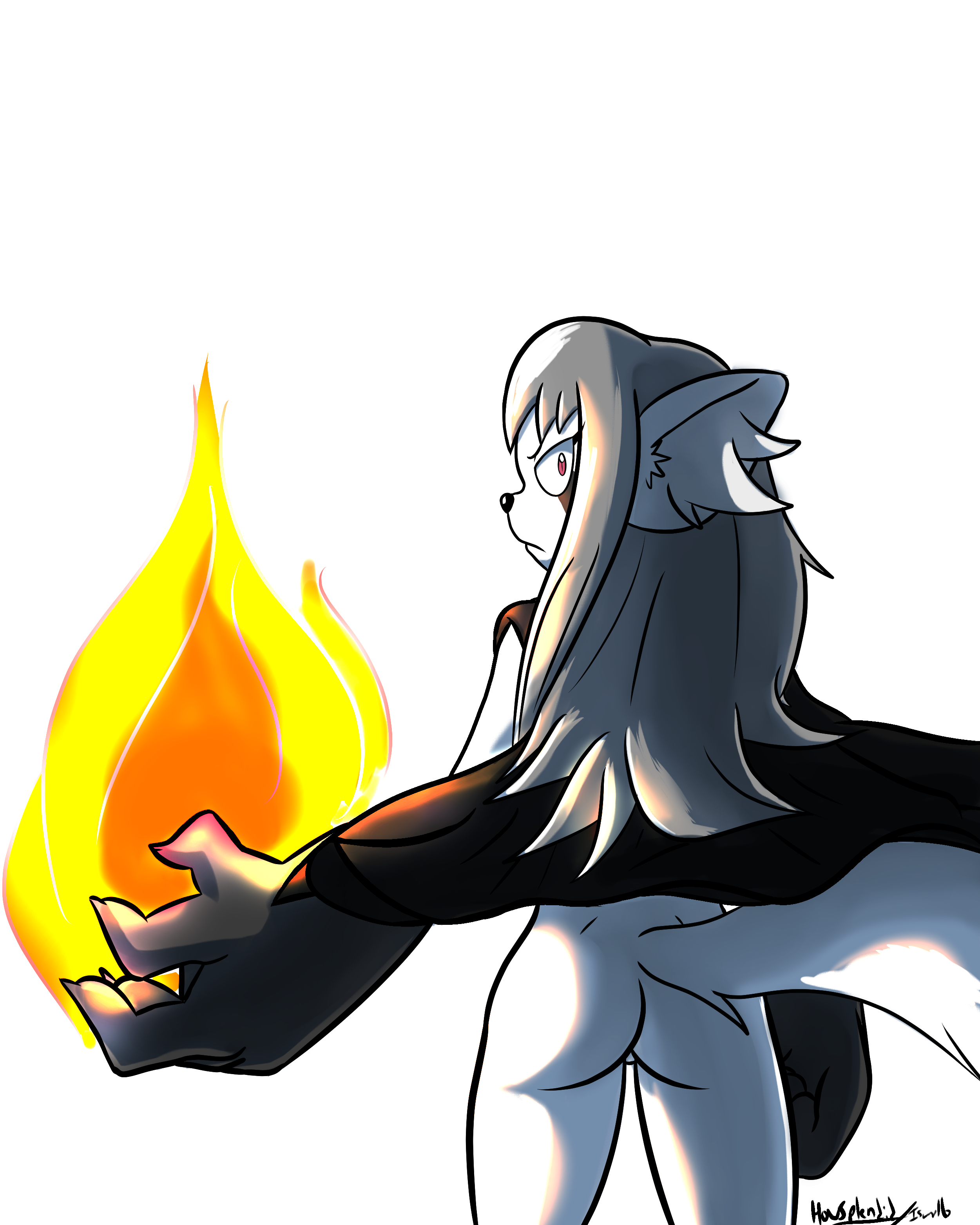 A pretty big fire