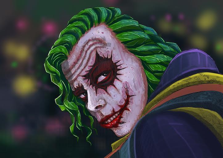 Me, Joker.