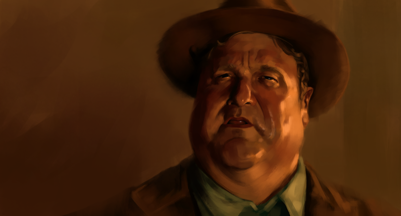 John Goodman Portrait