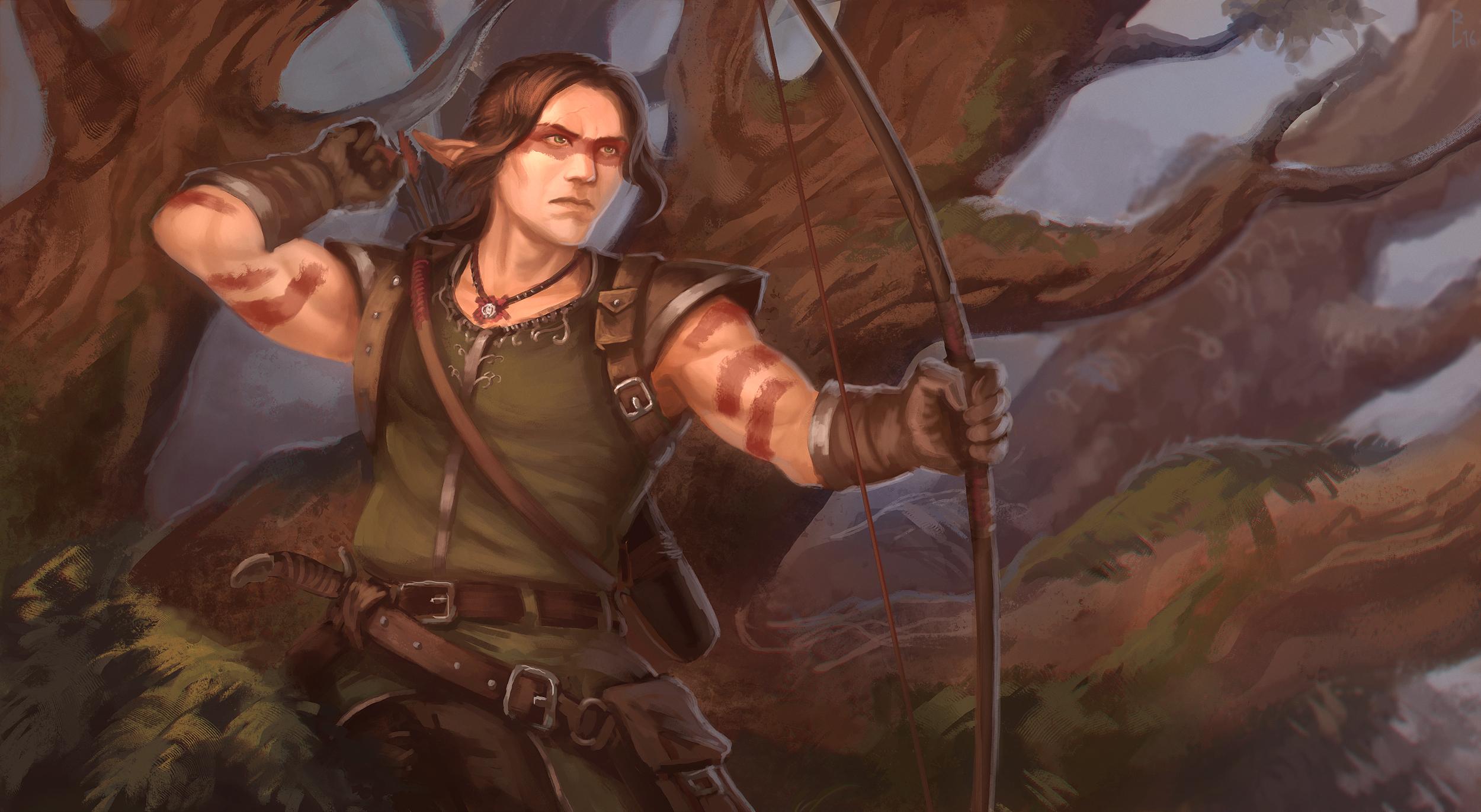 Sven Strongbow