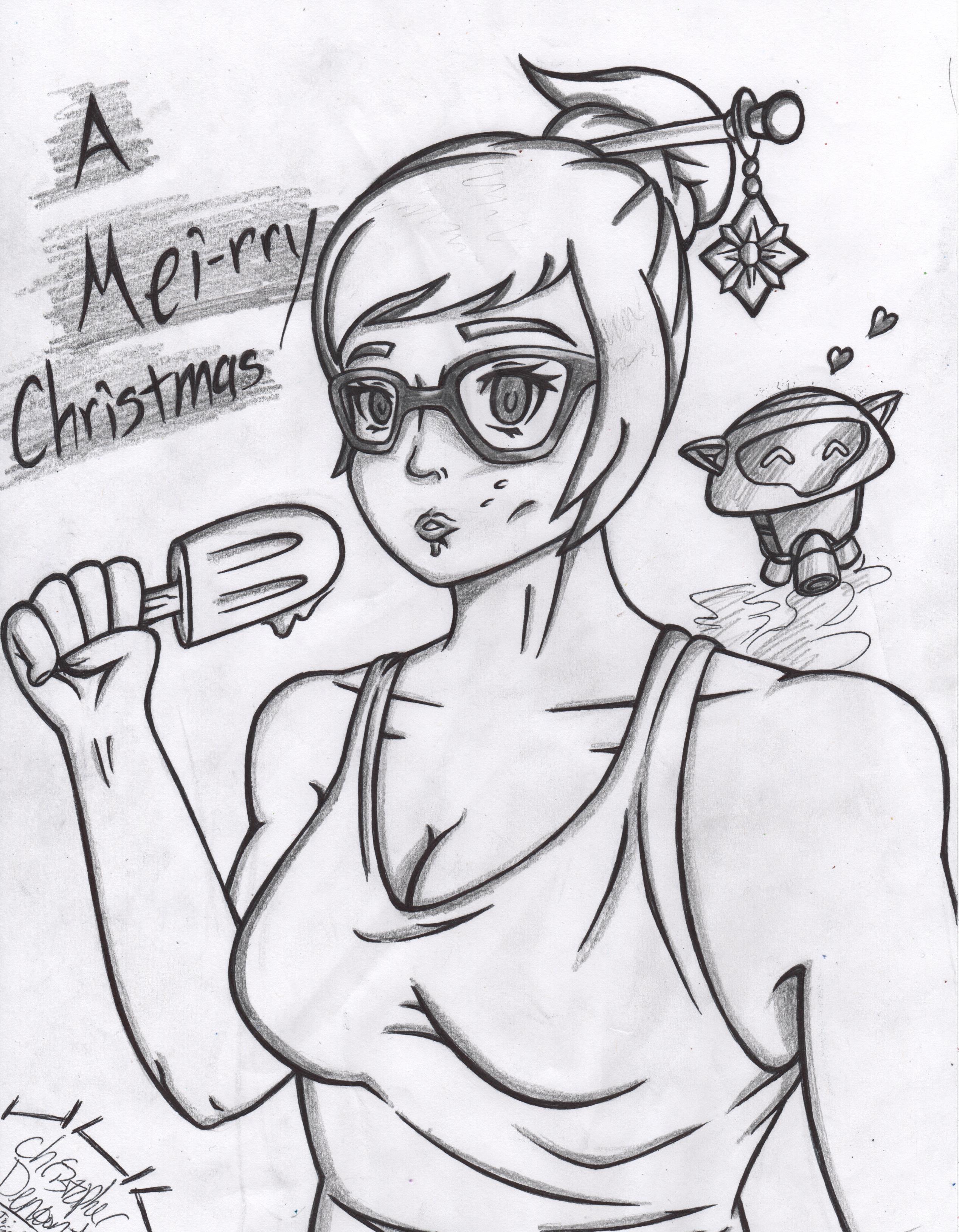 A Mei-rry Christmas