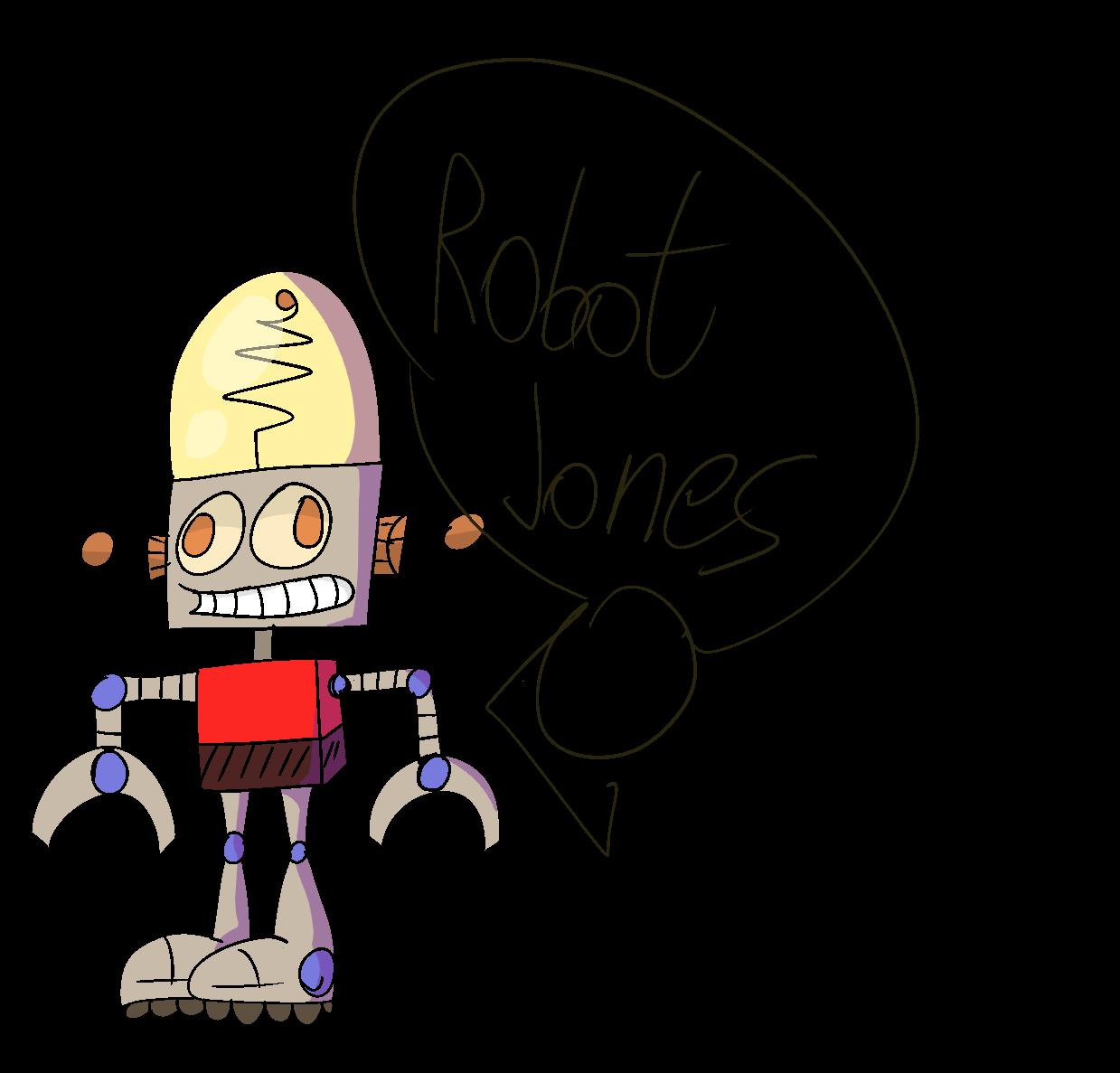 Robot Jones