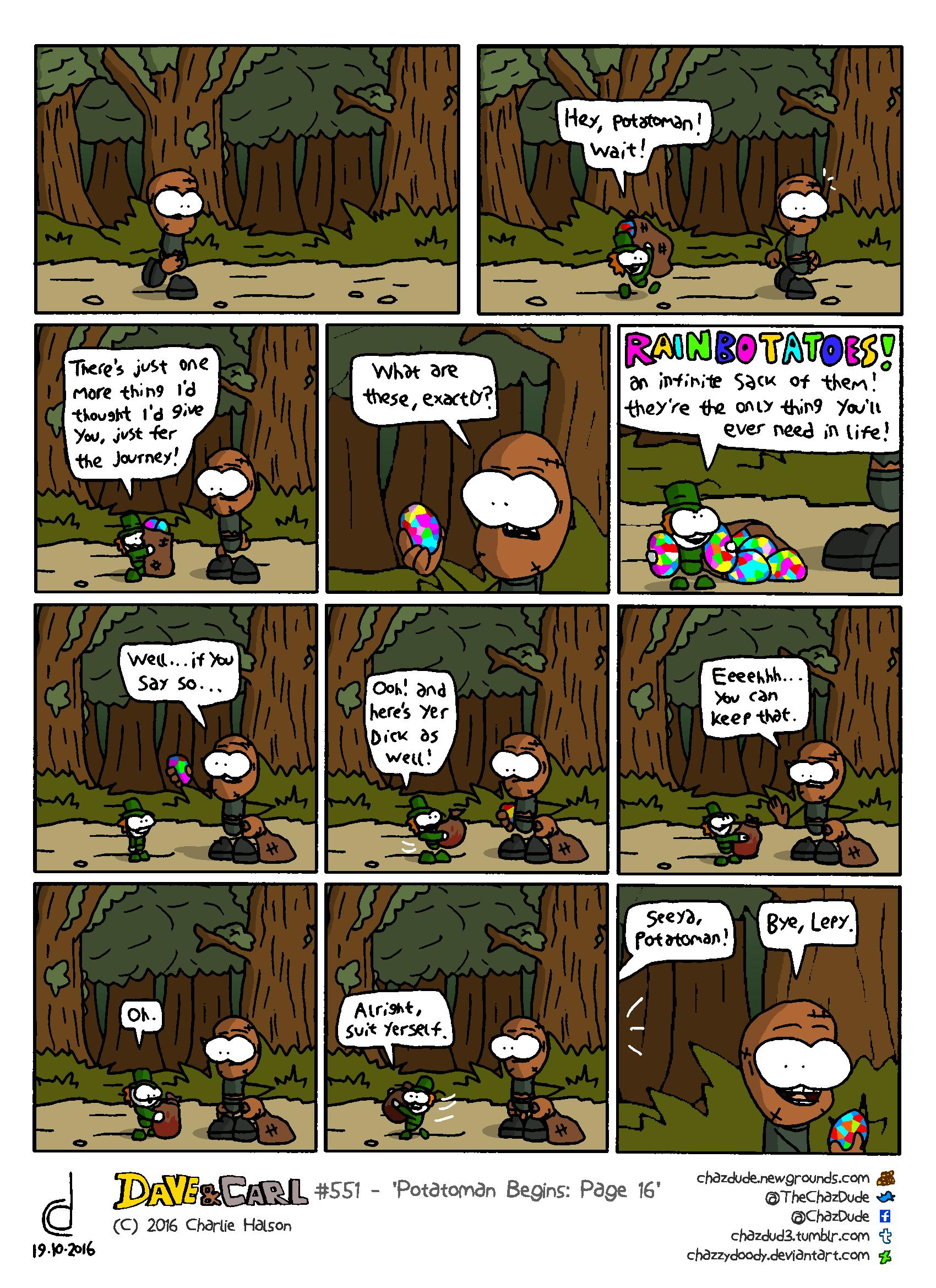 Potatoman Begins: Page 16