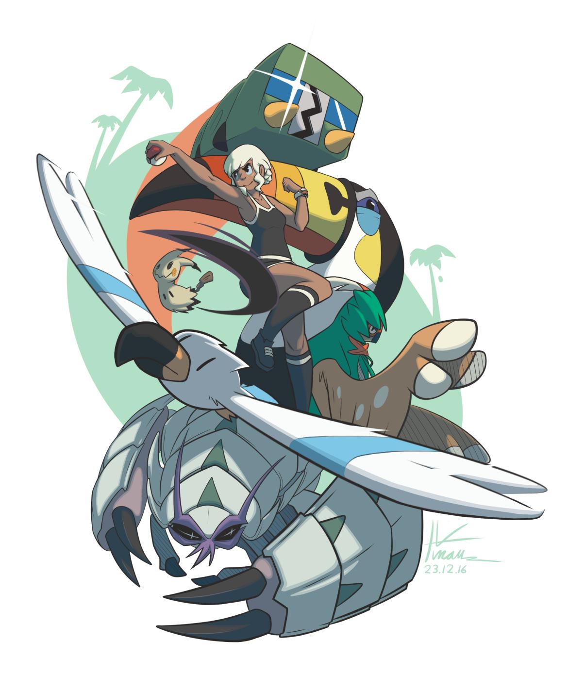 Pokemon Bird Edition