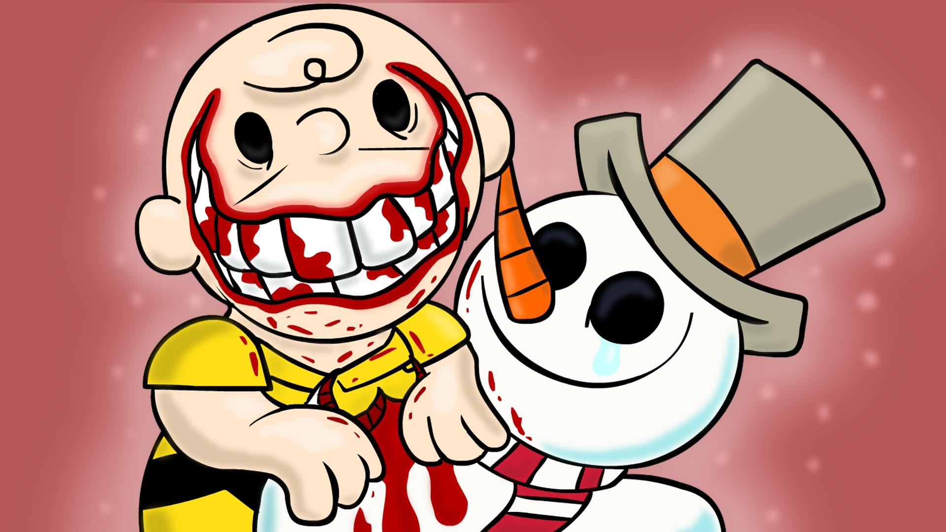 The Christmas Collab Thumbnail