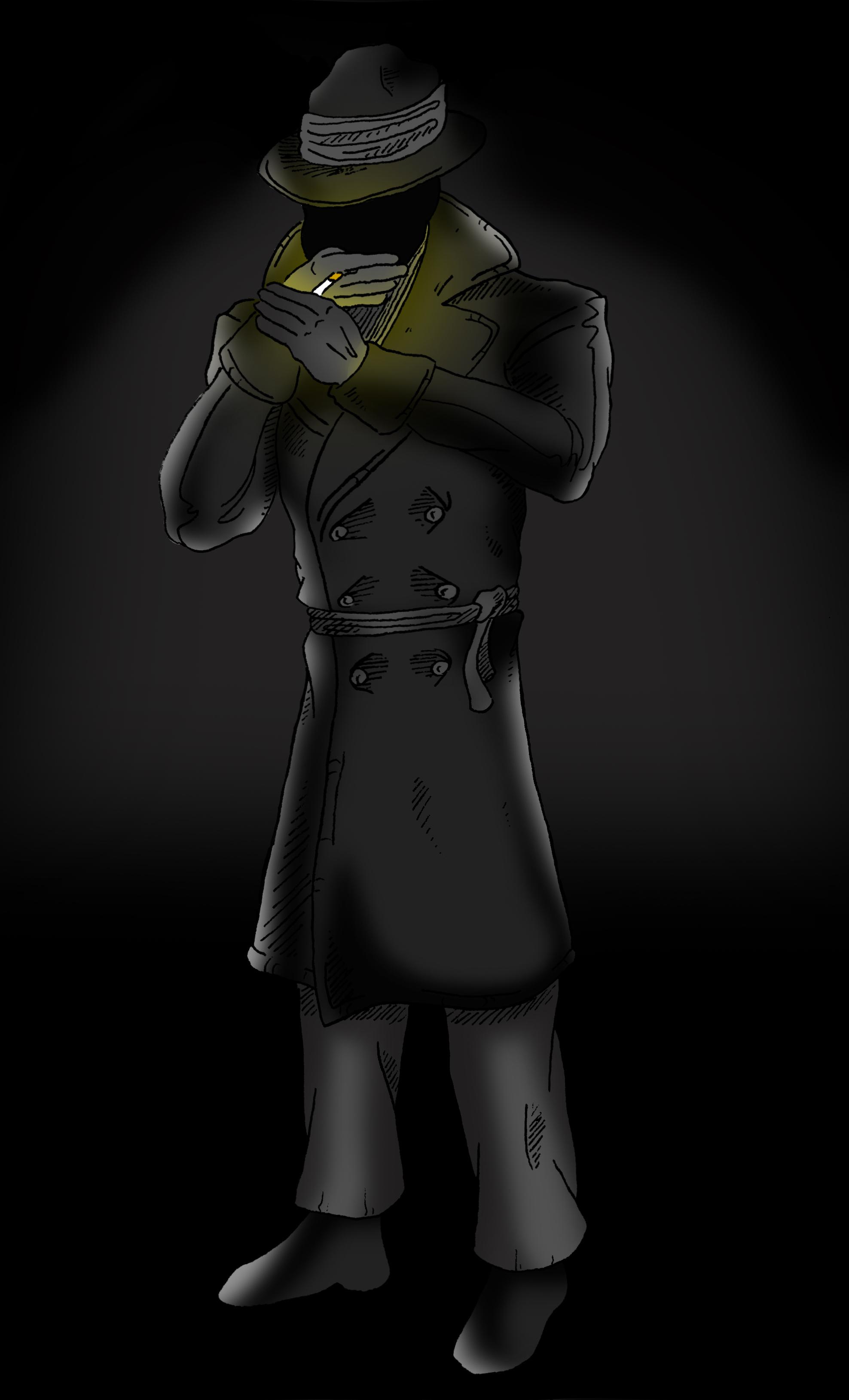 Mr. Noir