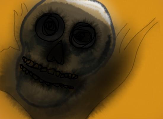Sandbox Skull