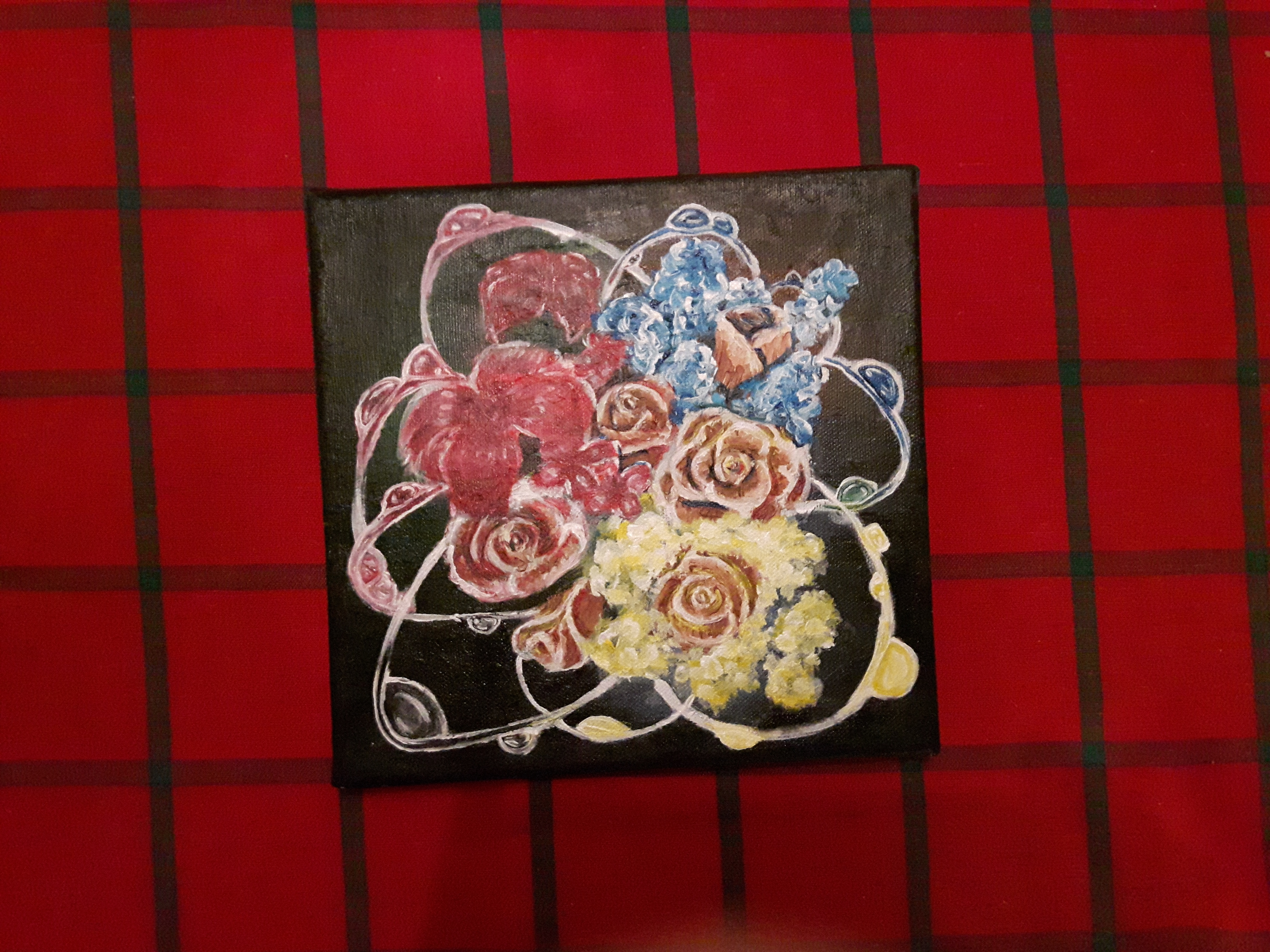 A bouquet of colors