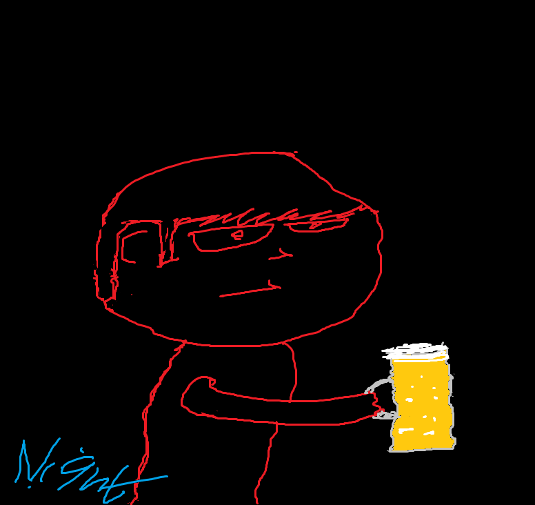 me drunk (NOT DONE)
