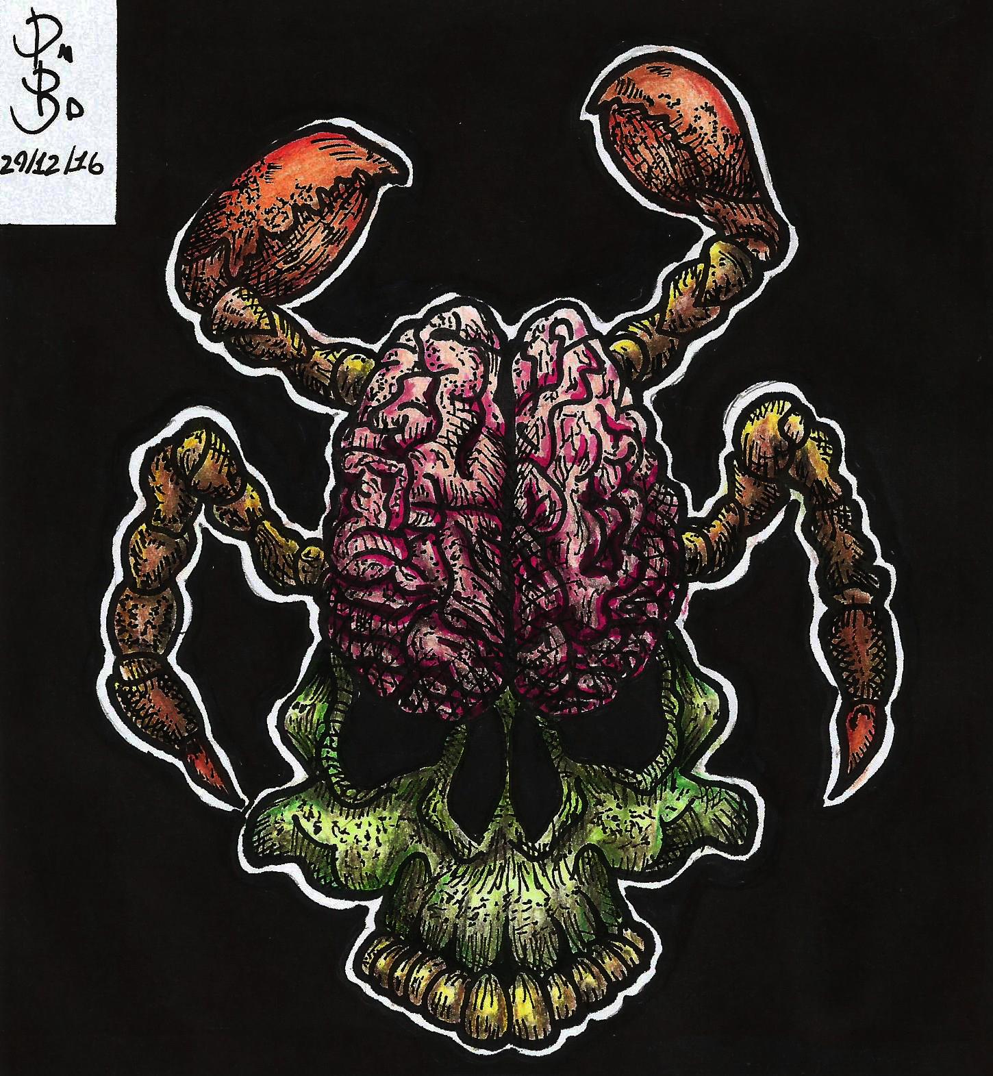 Brainparasyte
