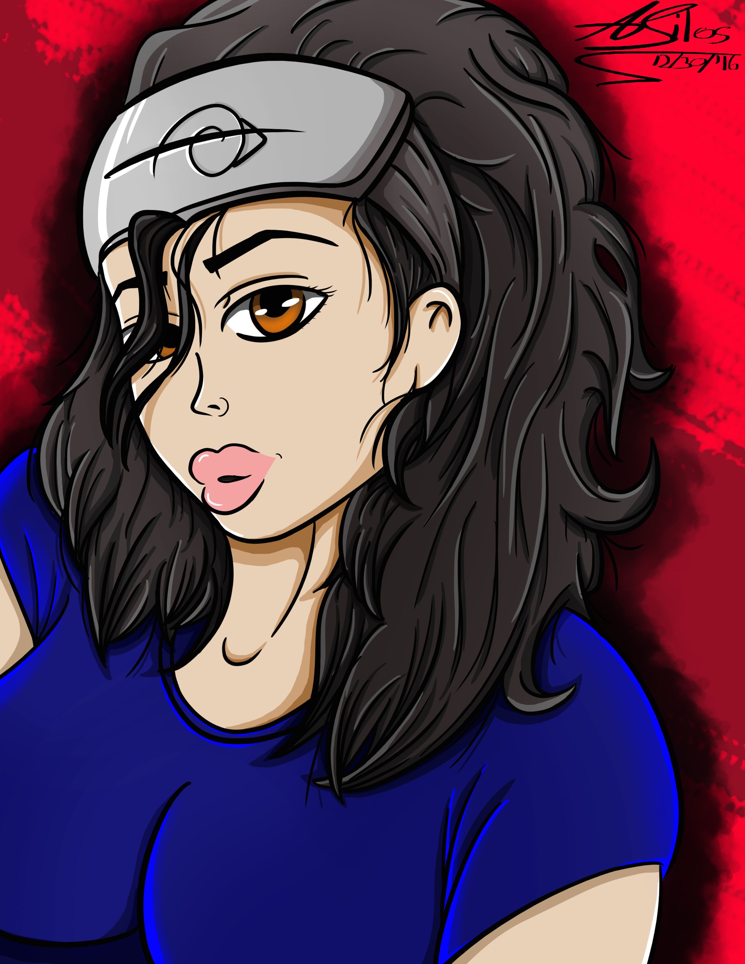 sasuke girl