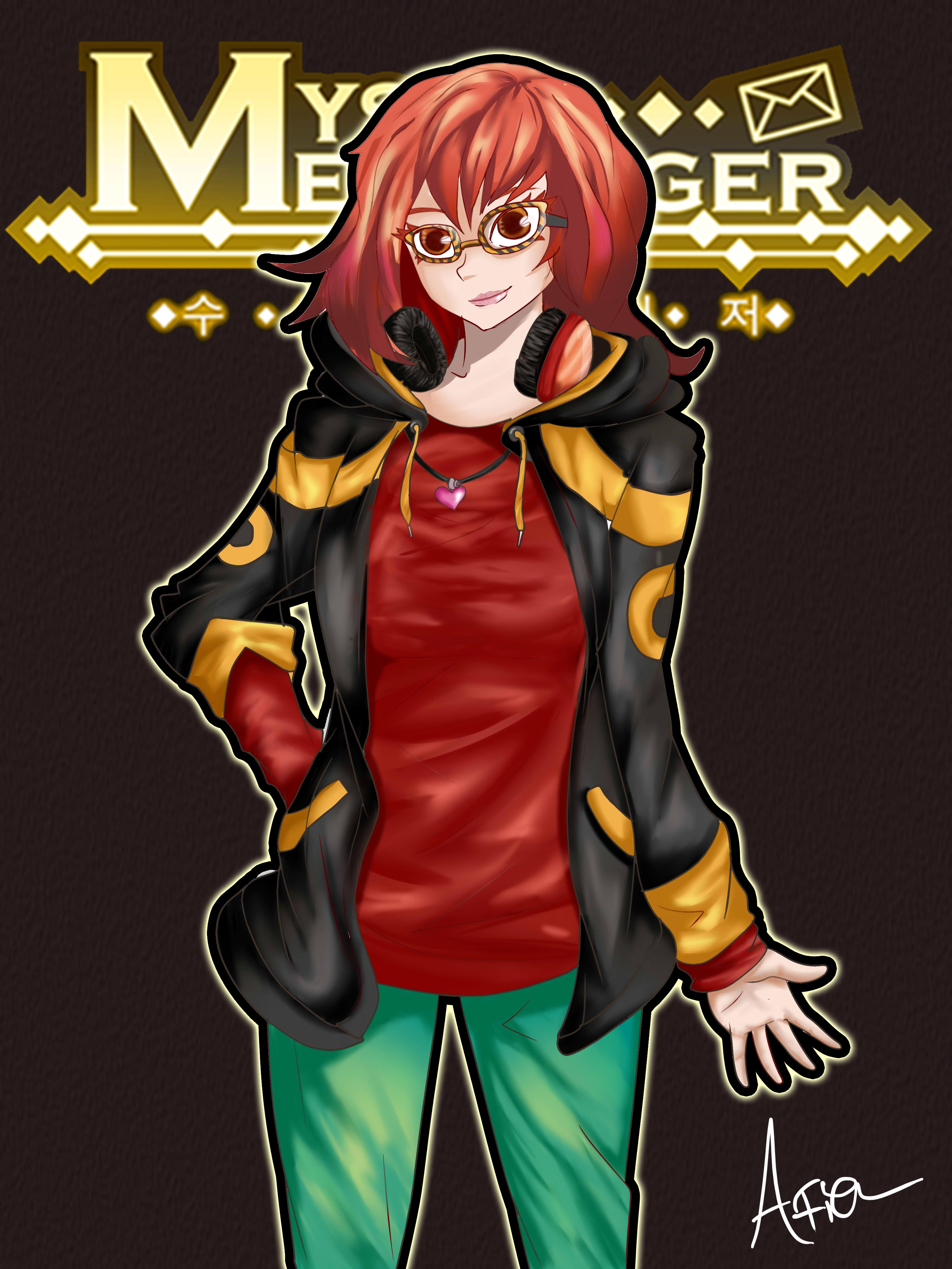 Mystic Messenger female version