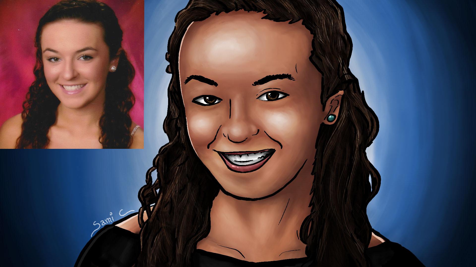 Commissioned Digital Portrait
