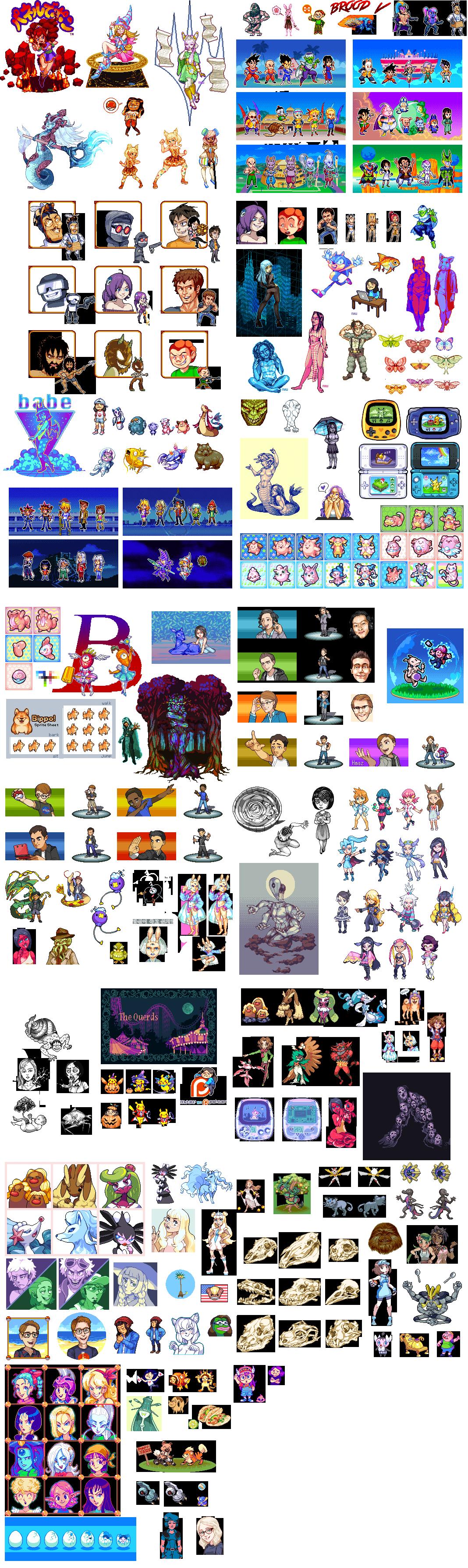 Pixel Comp 2016