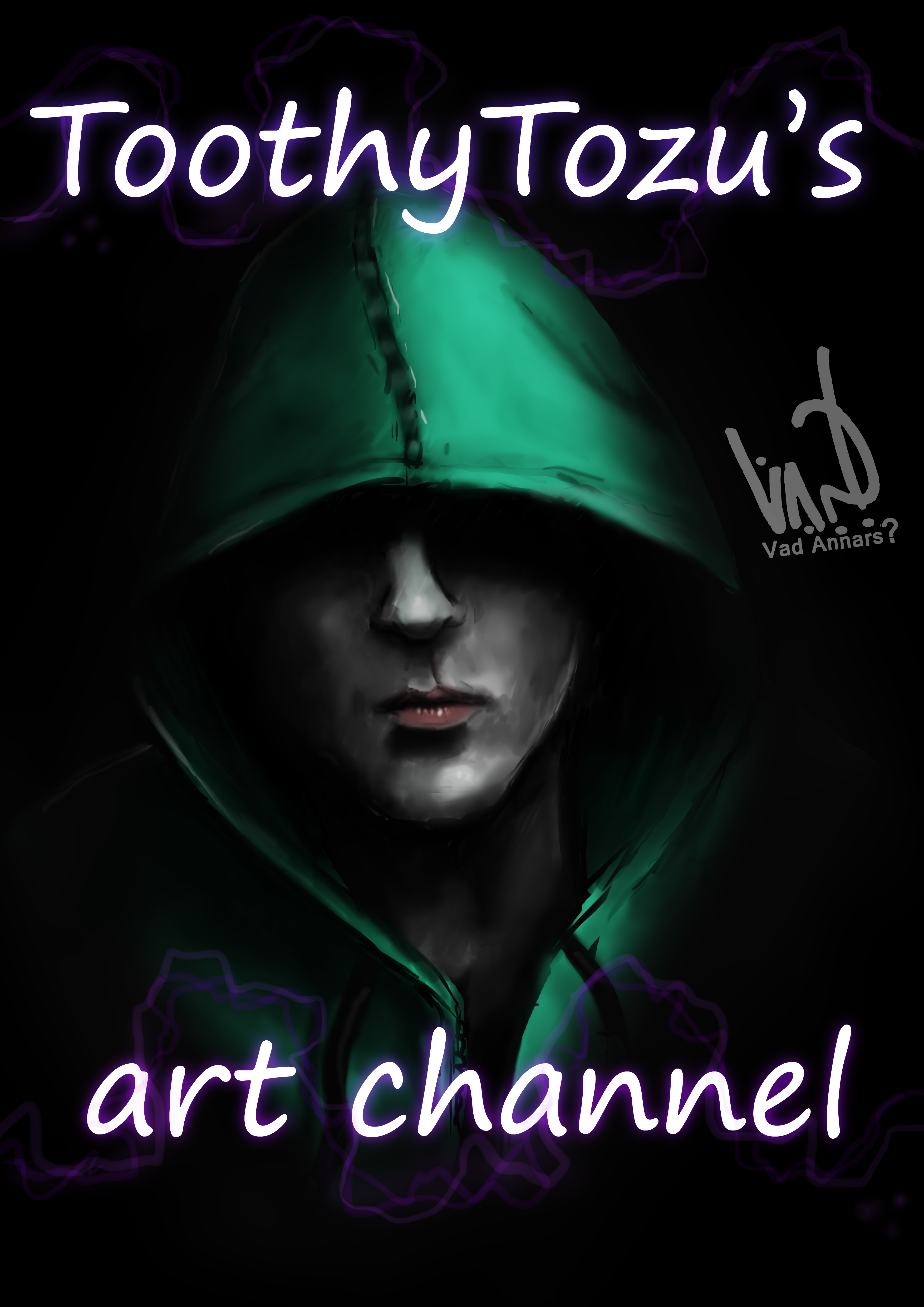 Art channel illustration