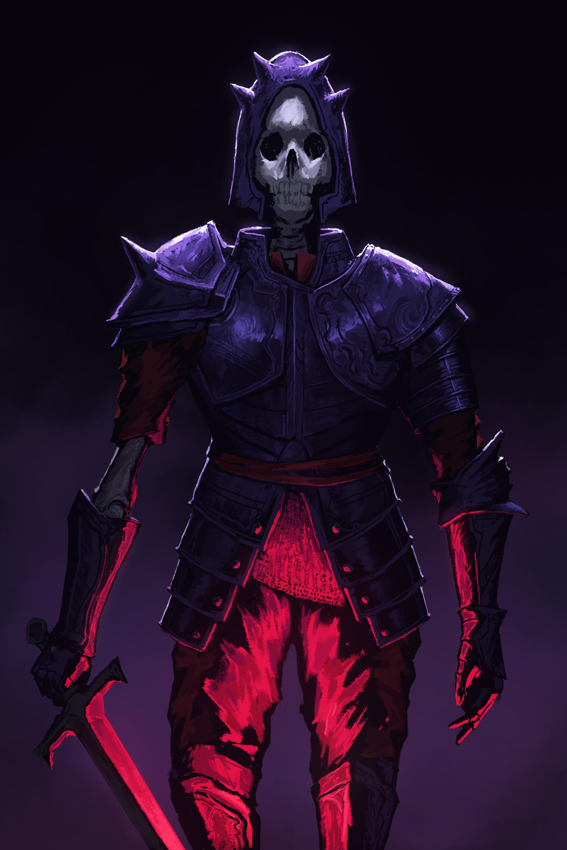 Skeletman