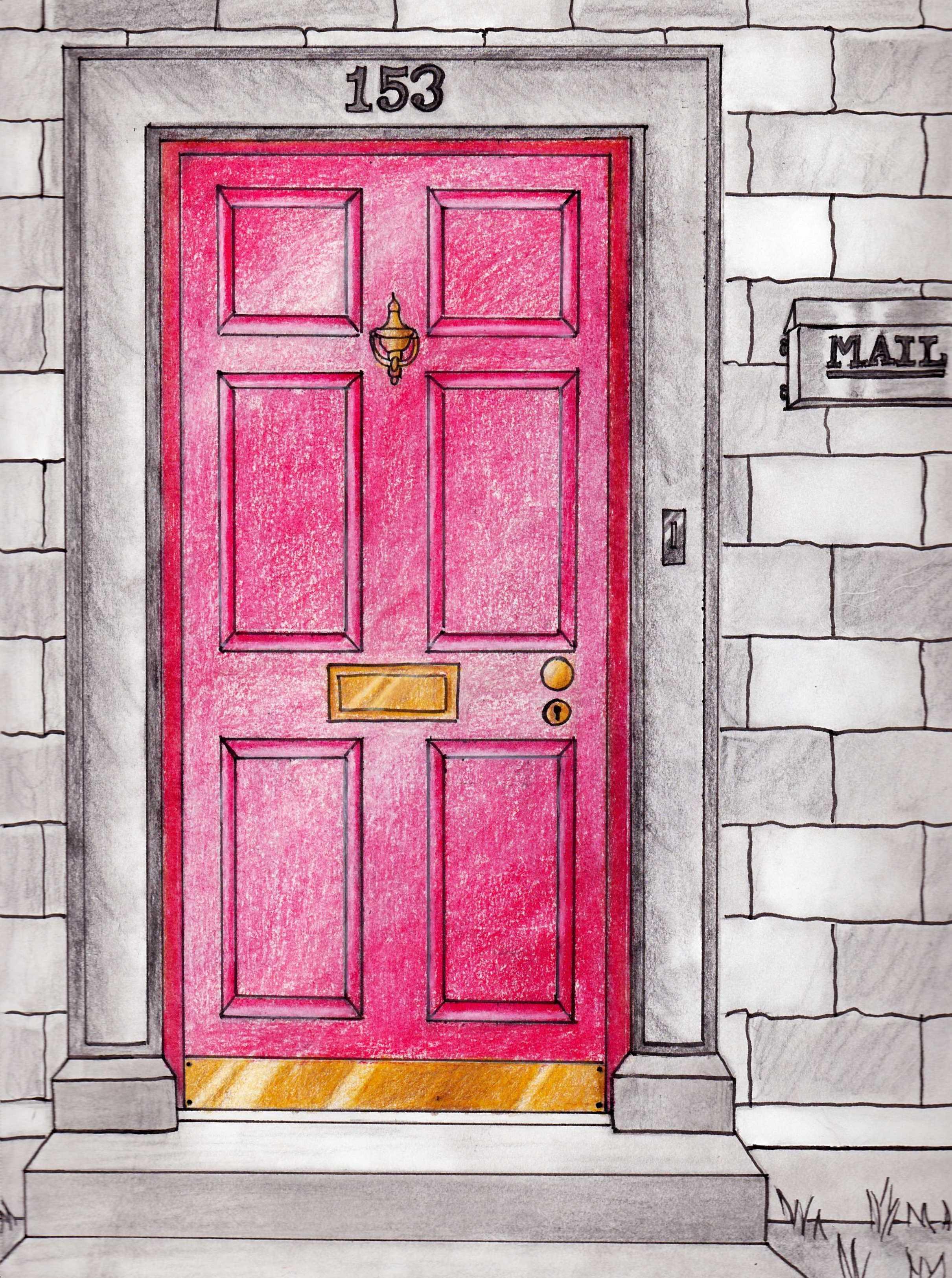Door #153