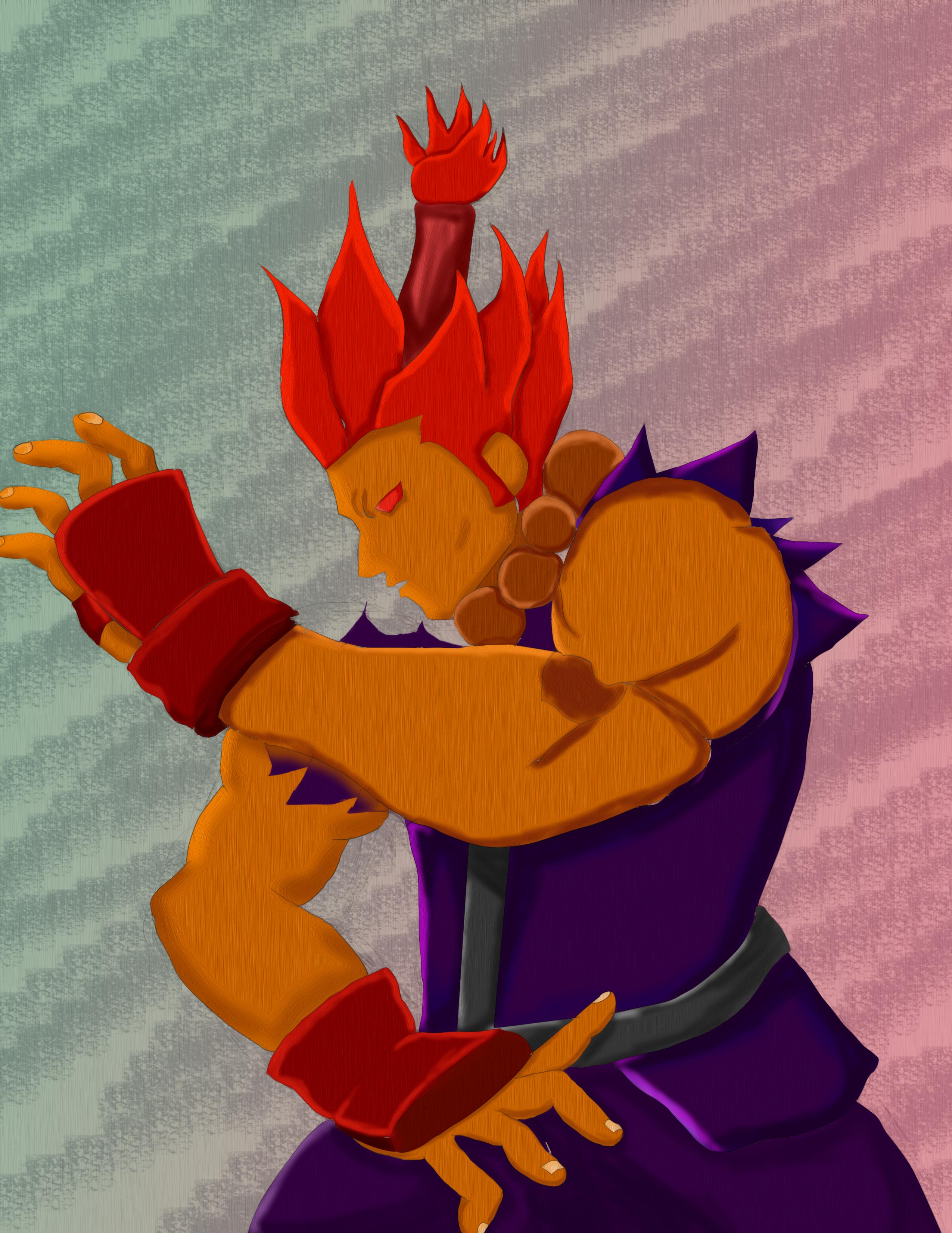 Akuma (Street Fighter)