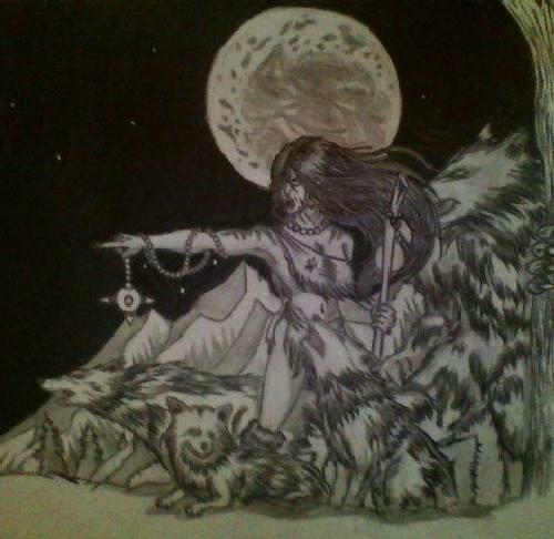 Wolf Master Art