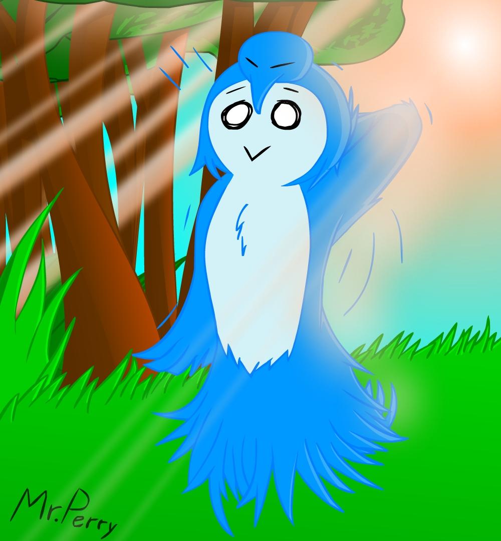 Owl (Cute)