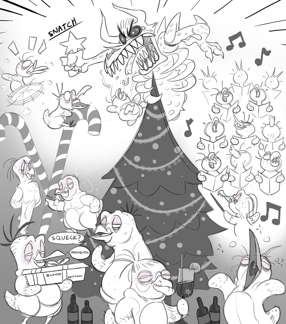 Scroogey Christmas