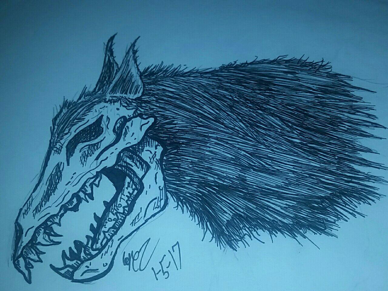 Skoll Wolf