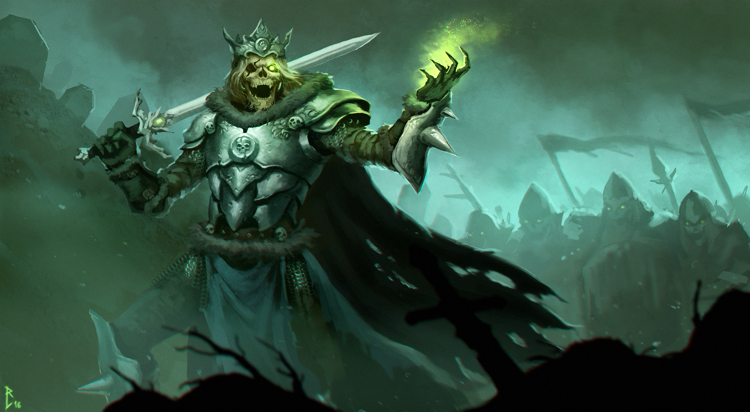Undead Warlord