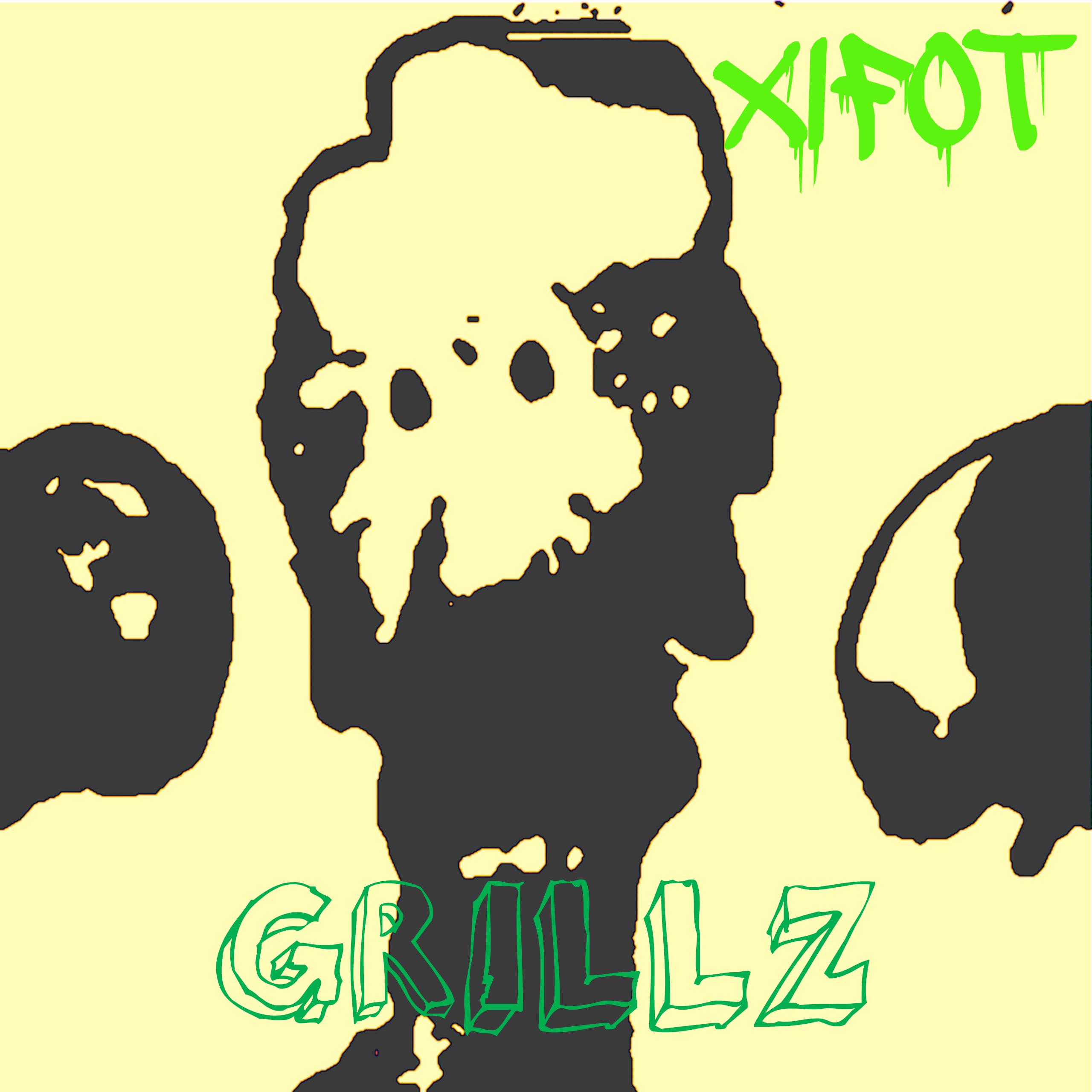 Album Art Cover #Xifot_Grillz