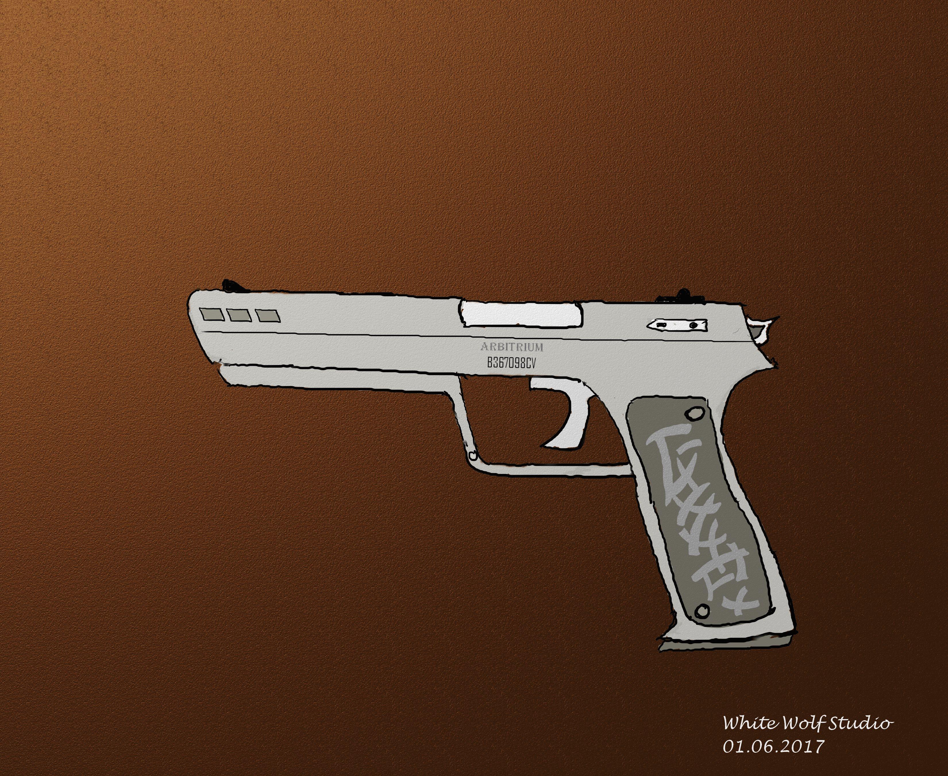 Guns - Arbitrium {Determination}