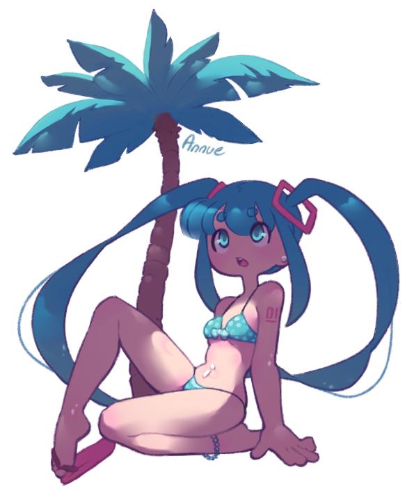 Beach Miku