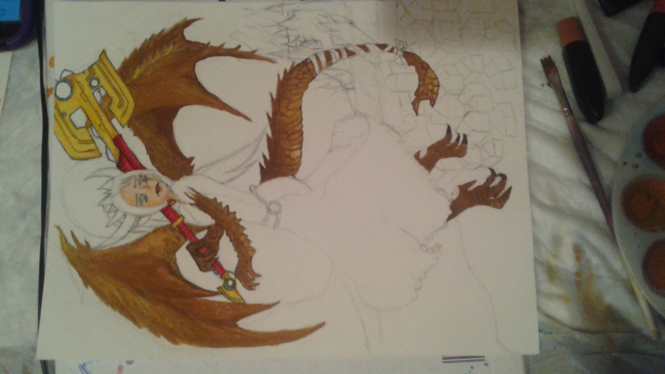 In Progress #4