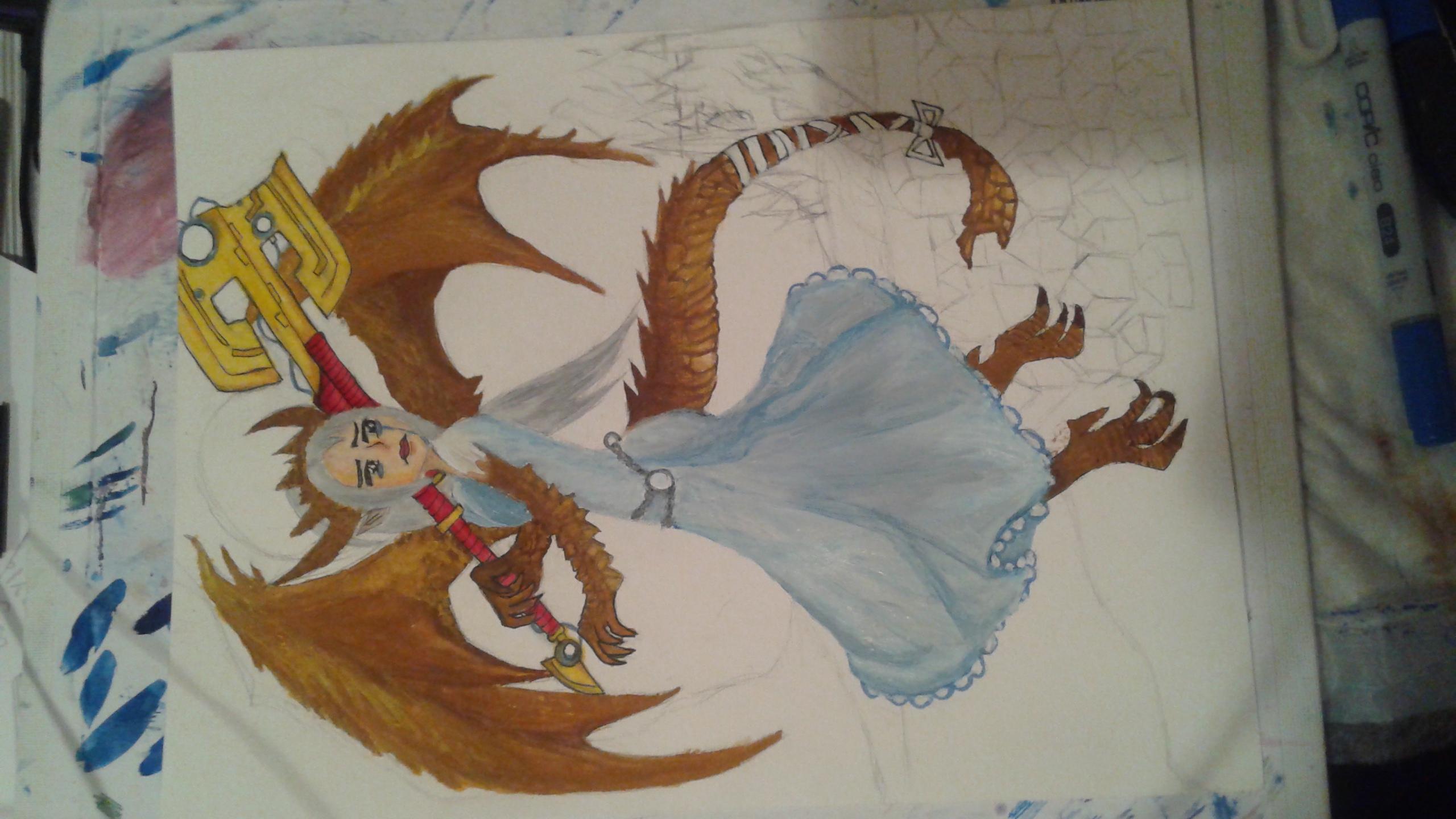In Progress #5