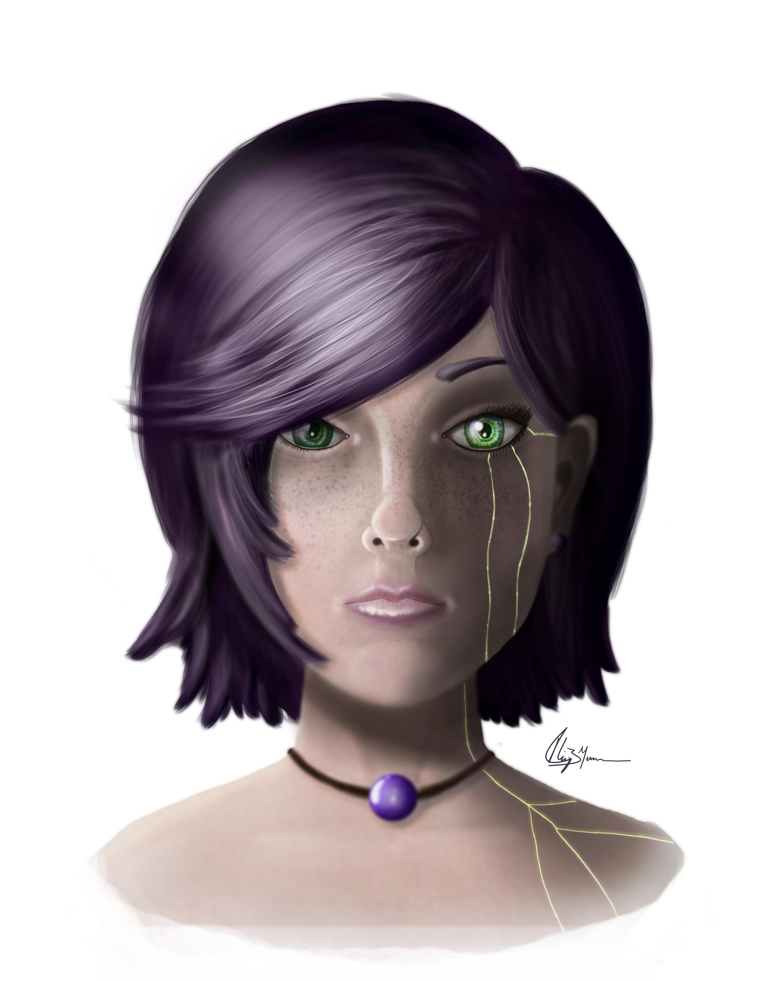Portrait 1 - Android