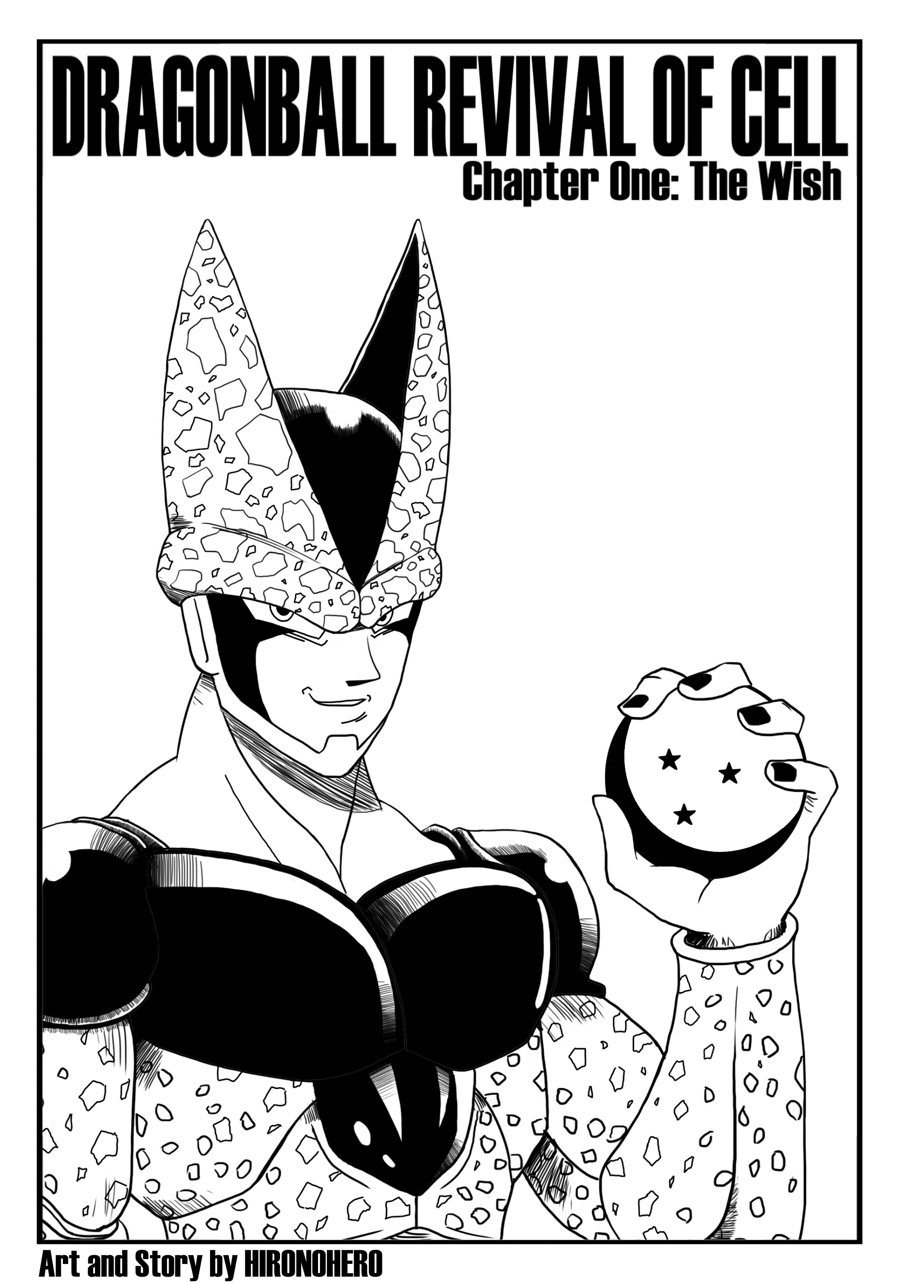 Revival of Cell: Chapter One Cover