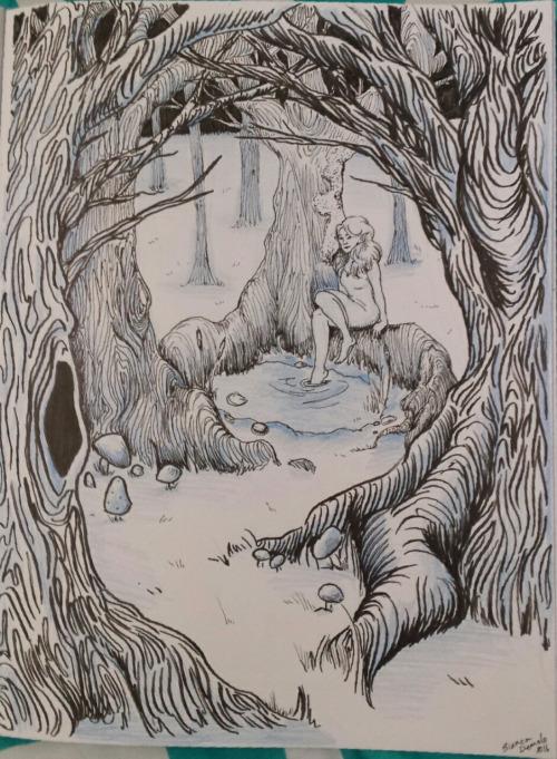 Elven Forrest