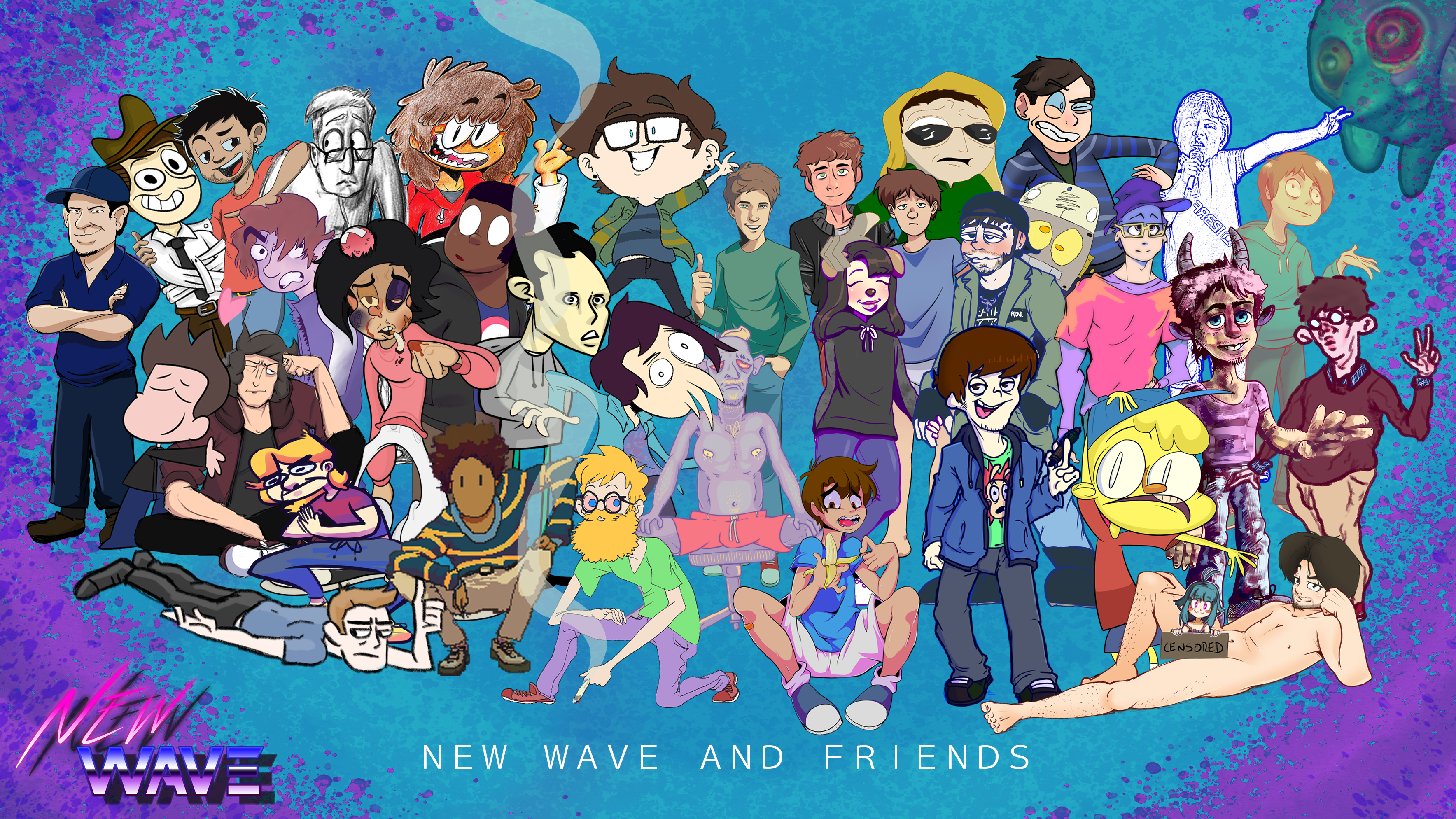 New Wave and Friends