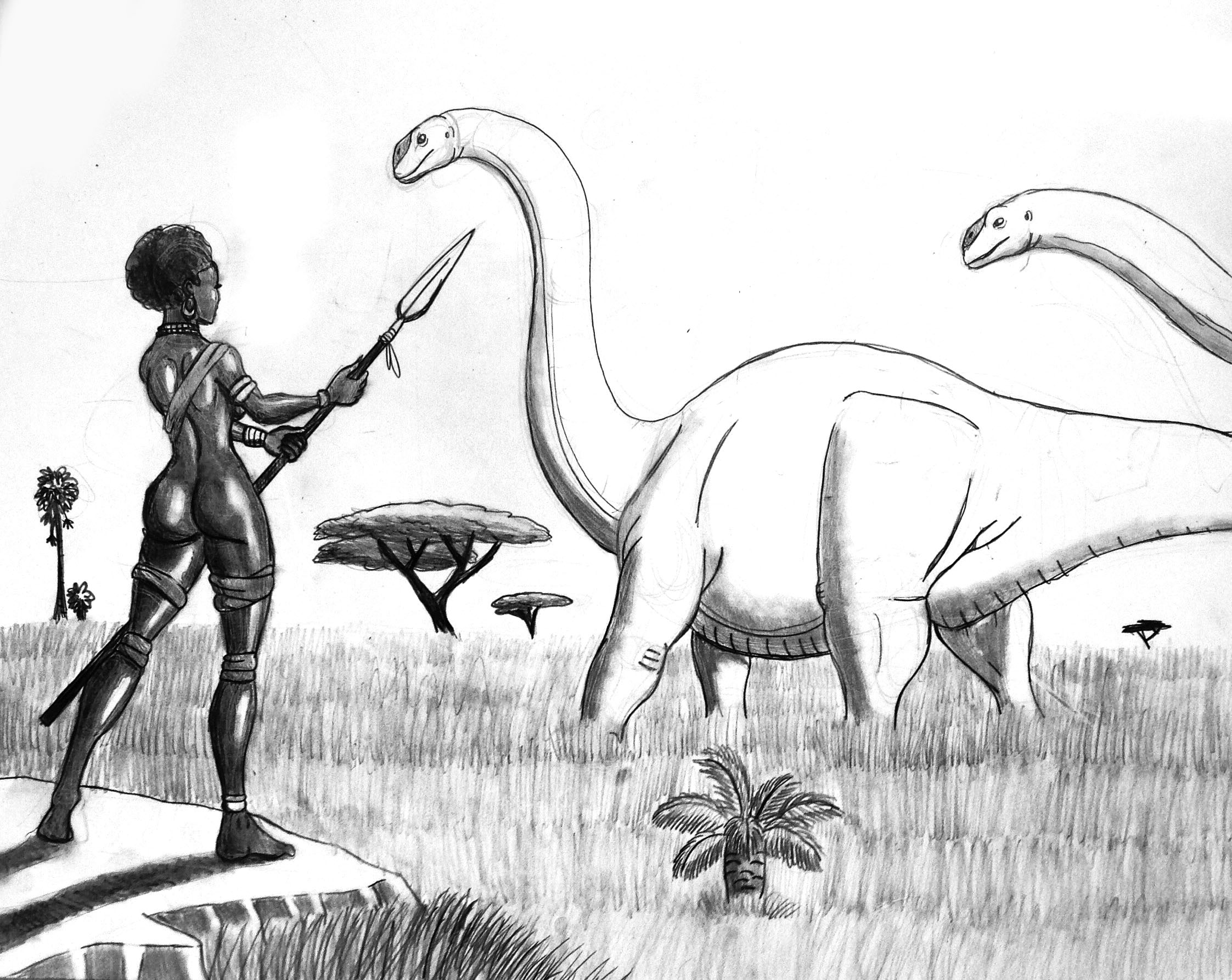 Behold the Brontosaurs