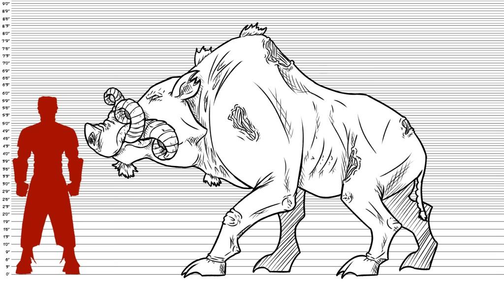 Project Fallout Intensive - Boar