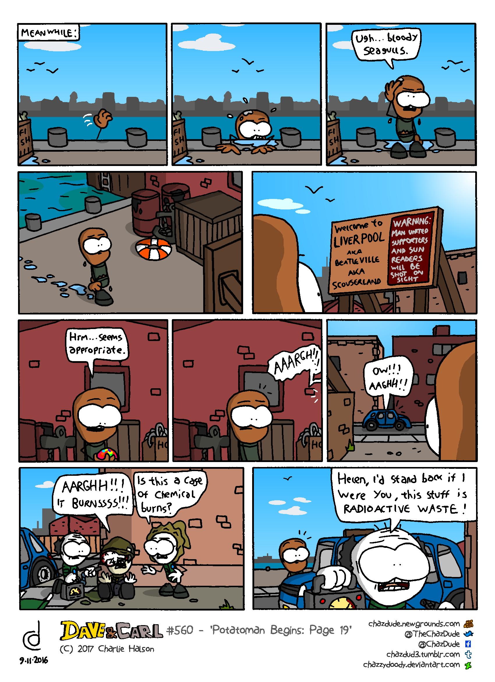 Potatoman Begins: Page 19