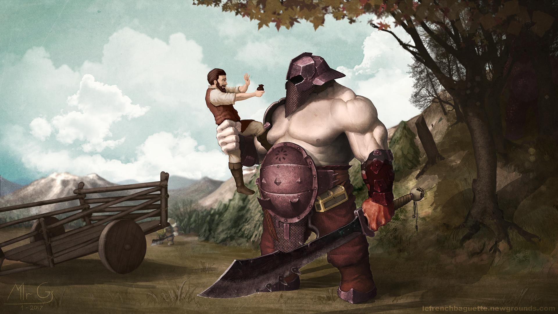 Ogre Kingdoms: Irongut