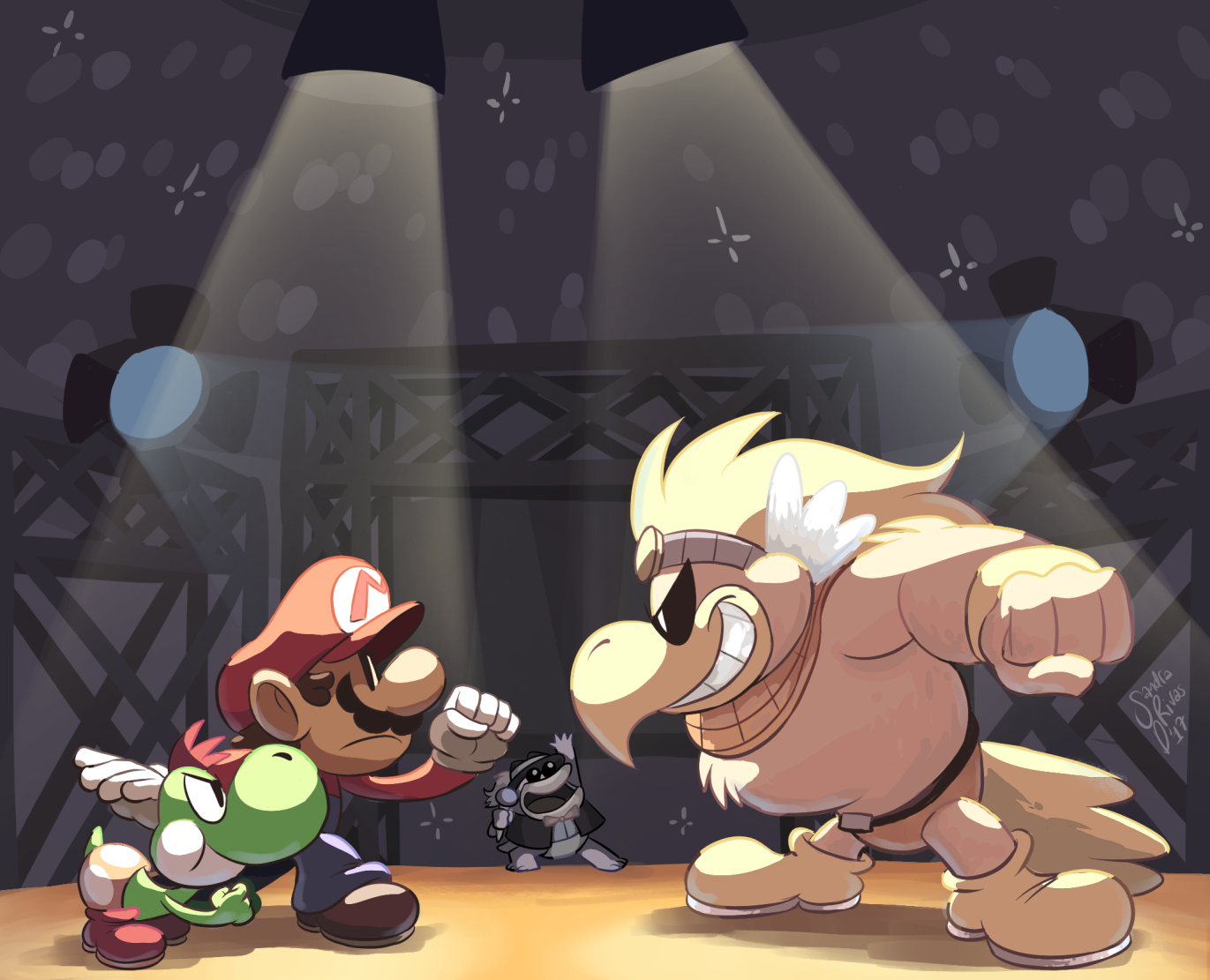 Paper Mario TTYD AGDQ 2017