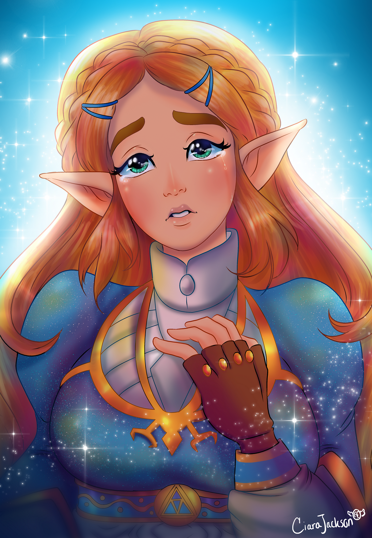 Breath of the Wild: Zelda's Tears