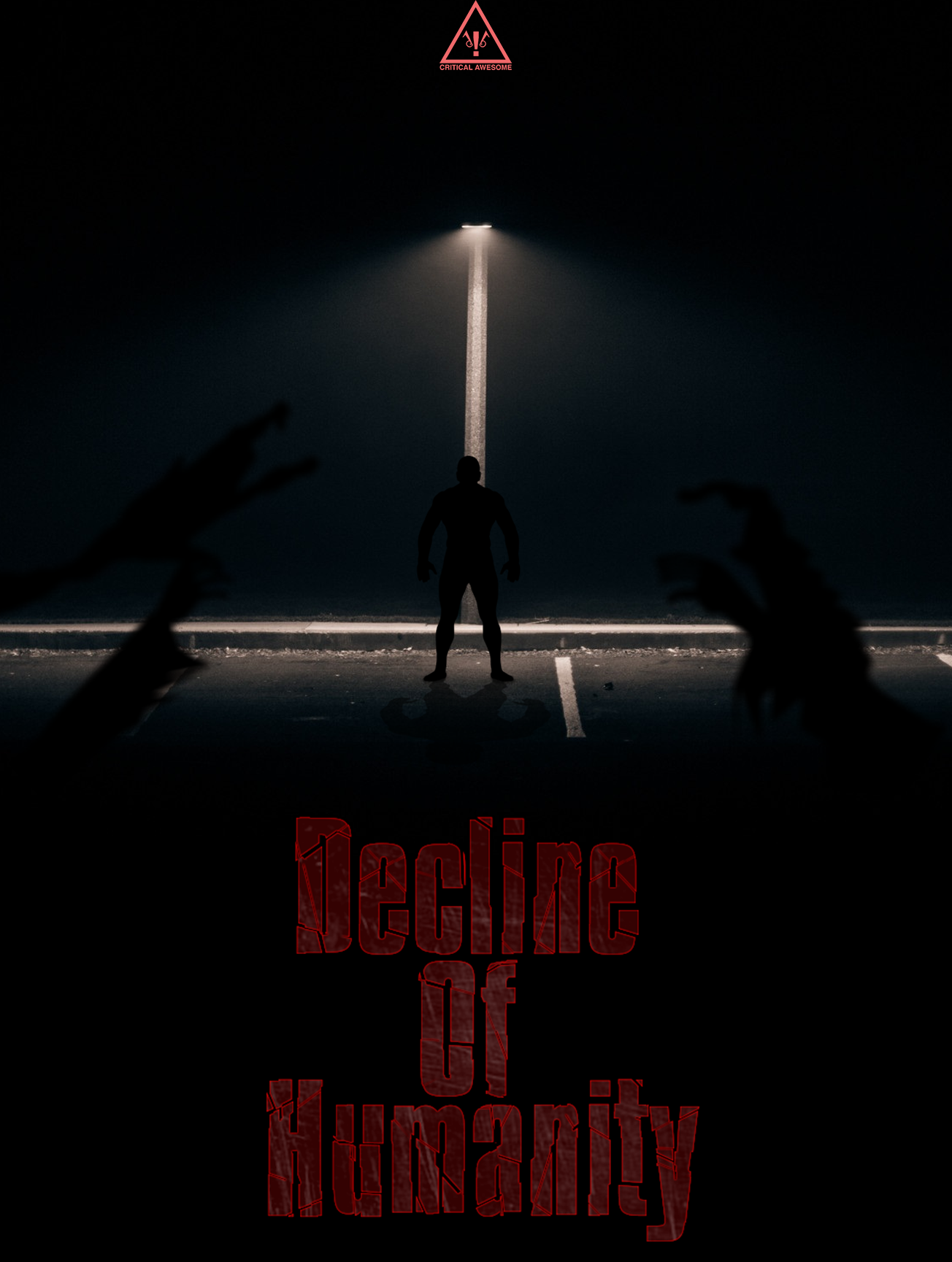 Decline Of Humanity Poster