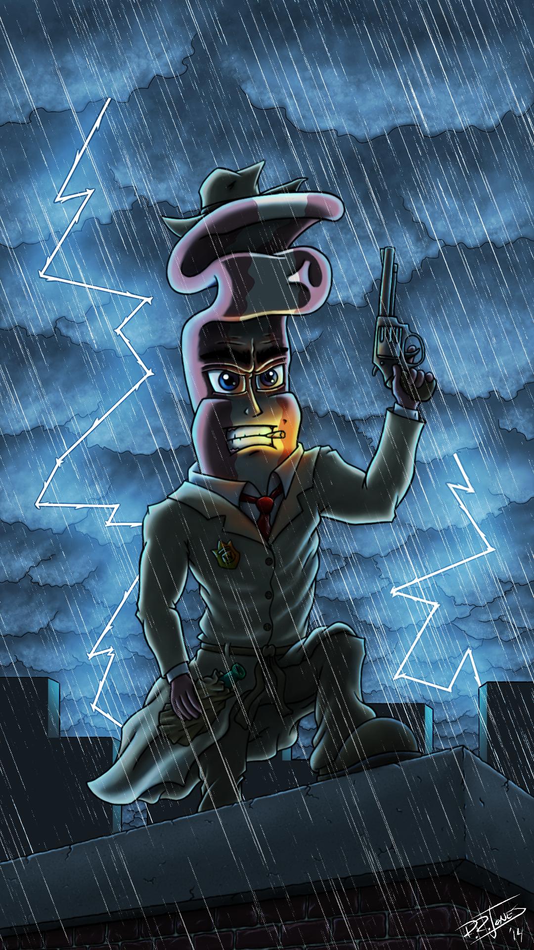 Detective Bacon