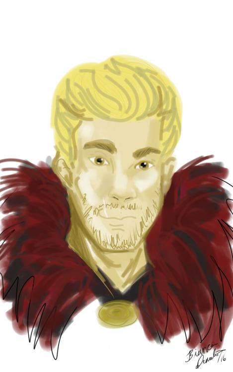 Commander Cullen