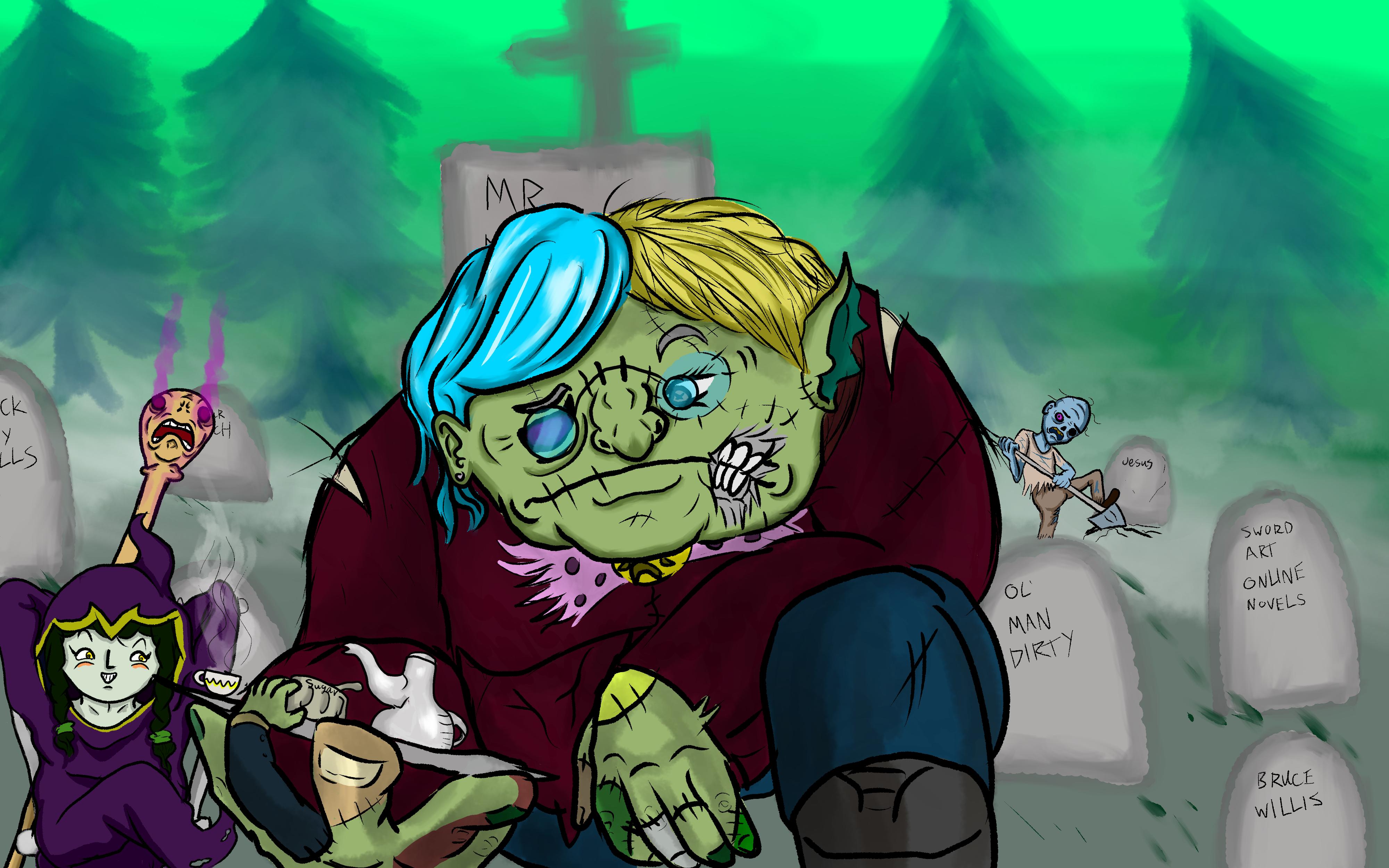 Grave Work