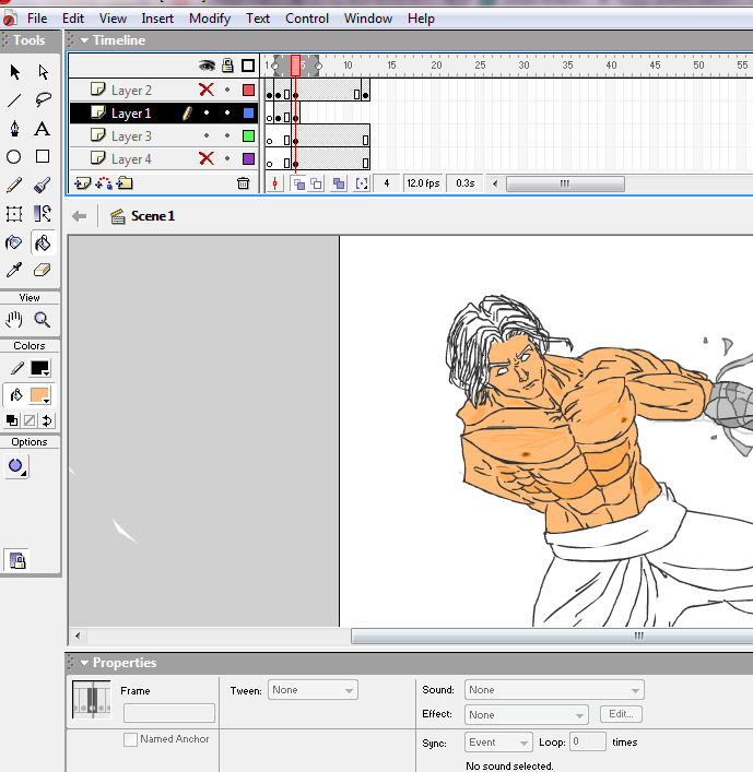Work in Progress: Legendary Axe2